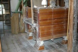 Plansichter Mühle